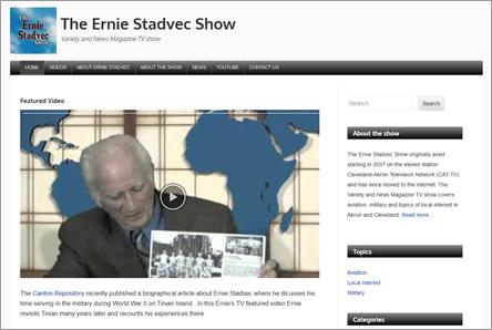 Ernie Stadvec Show